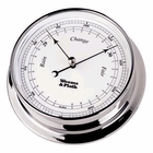 Weems & Plath  Endurance 125 Barometer, Chrome