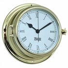 Weems & Plath  Endurance II 135 Quartz Clock w/ Roman Numerals