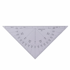 Weems & Plath  Protractor Triangle NO handle