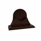 Weems & Plath  Single Mahogany Base for Endurance II 105 Series