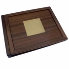 Weems & Plath  Teak Logbook Cover - Blank
