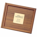 Weems & Plath  Teak Logbook Cover - Power