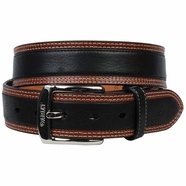 Ariat Men's Diesel Two Tone Western Belt - Black/Tan (Closeout)