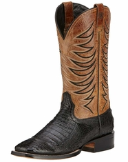 Ariat Men's Fire Catcher Caiman Belly 13