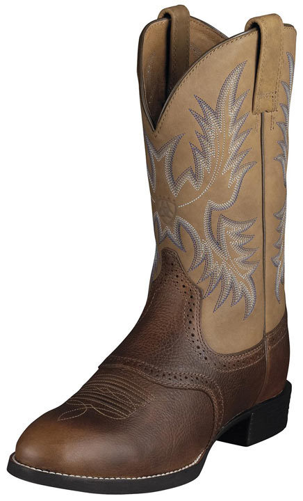 Ariat Men's Heritage Stockman 11