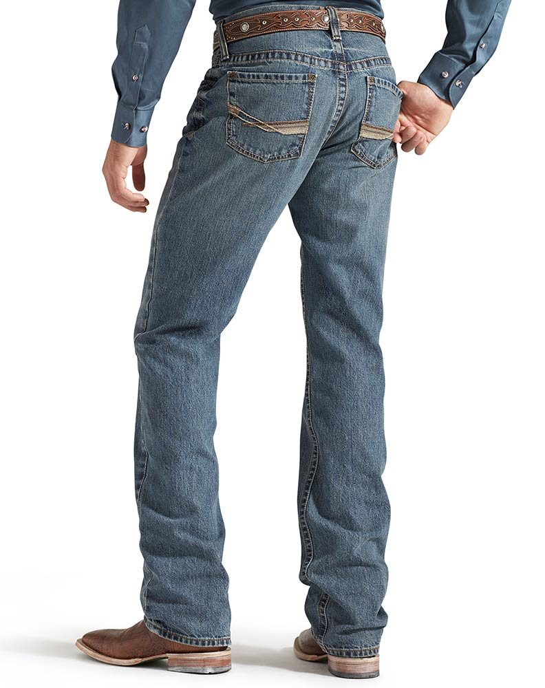 Men's M2 Relaxed Boot Cut Jeans - Smokestack