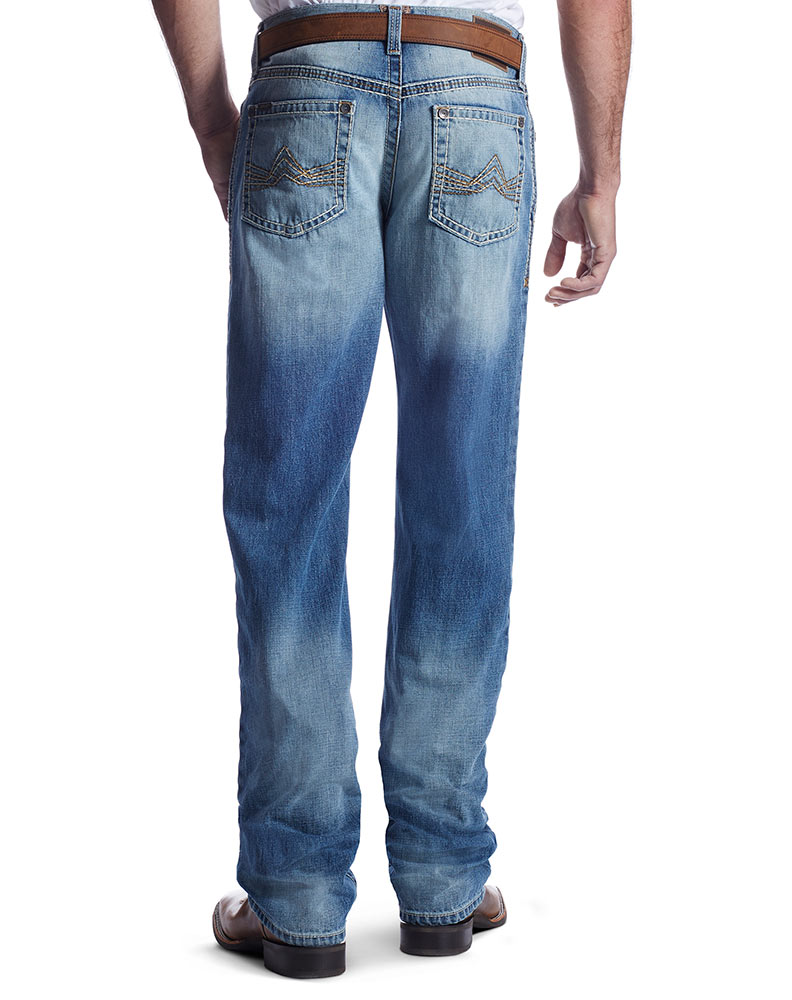 Relaxed Fit Jeans by Levi's, Wrangler, Cinch, Lucky and Dickies