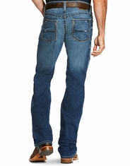 Ariat Men's M4 Flex Stretch Low Rise Relaxed Fit Boot Cut Jeans - Phoenix