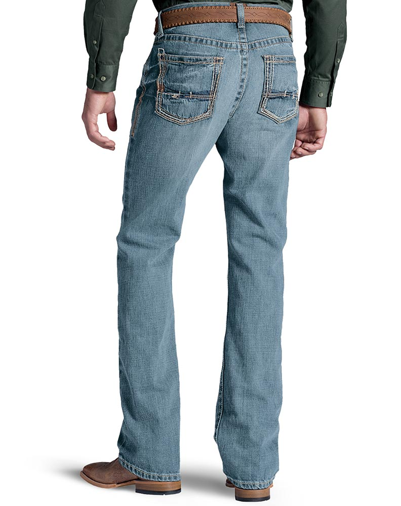 Men's M4 Low Rise Boot Cut Jeans - Breakaway