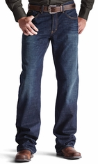 Ariat Men's M4 Relaxed Boot Leg Jeans - Roadhouse
