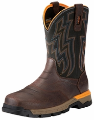 Ariat Men's Sierra Rebar Flex Western 10