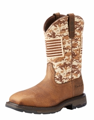 Ariat Men's Workhog Patriot 11