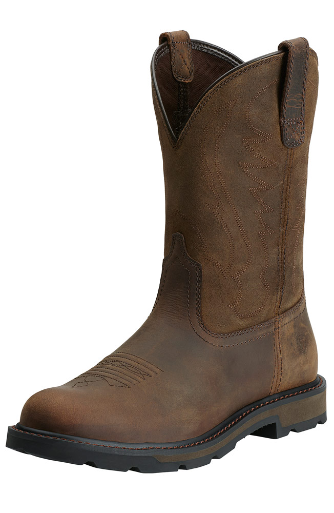 Men's Ariat Groundbreaker Work Boots reliable sale online great deals online EoV0dZInp