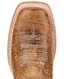 Ariat Women's Chute Out Square Cutter Toe Boots - Tan Croc Print