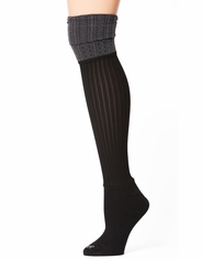 Bootights Women's Ellevators Boot Socks - Jet