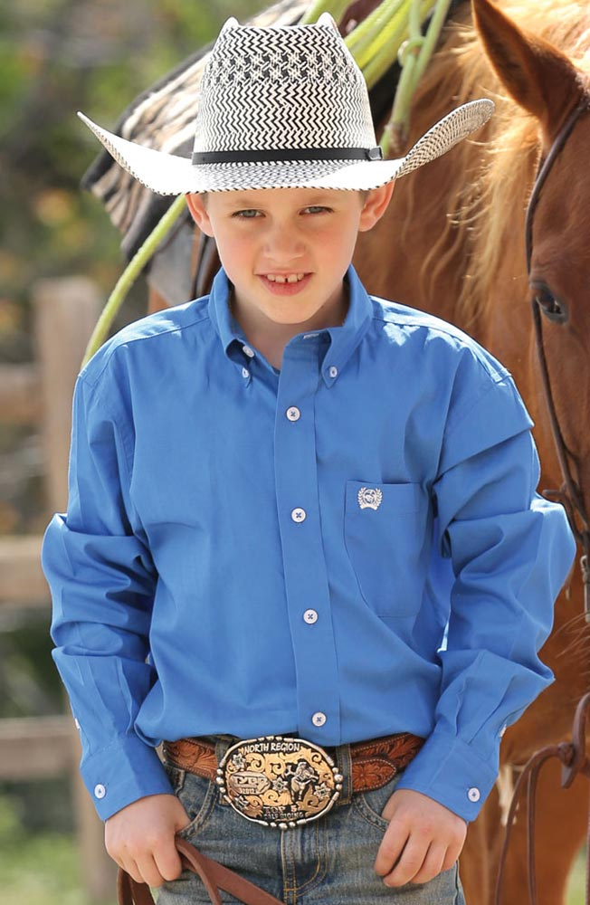 Kids' western clothing, kids' boots and kids' home décor features cute and fun.