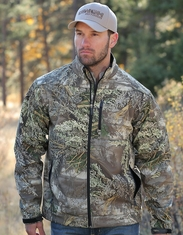 Cinch Men's Bonded Concealed Carry Jacket - Camo