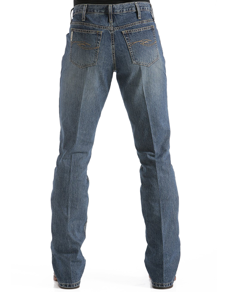 Cinch Men's Dooley Jeans - Dark Stonewash
