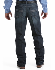 Cinch Men's Grant Mid Rise Relaxed Fit Boot Cut Jean - Rinse