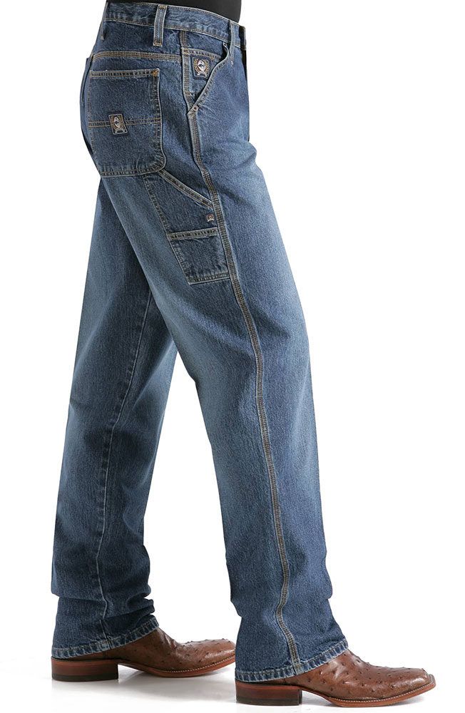 Carhartt® Men's Loose Fit Canvas Carpenter Jeans (5) A style that says cool, a fit that says comfort and a brand that says quality. oz., % ring-spun cotton canvas.