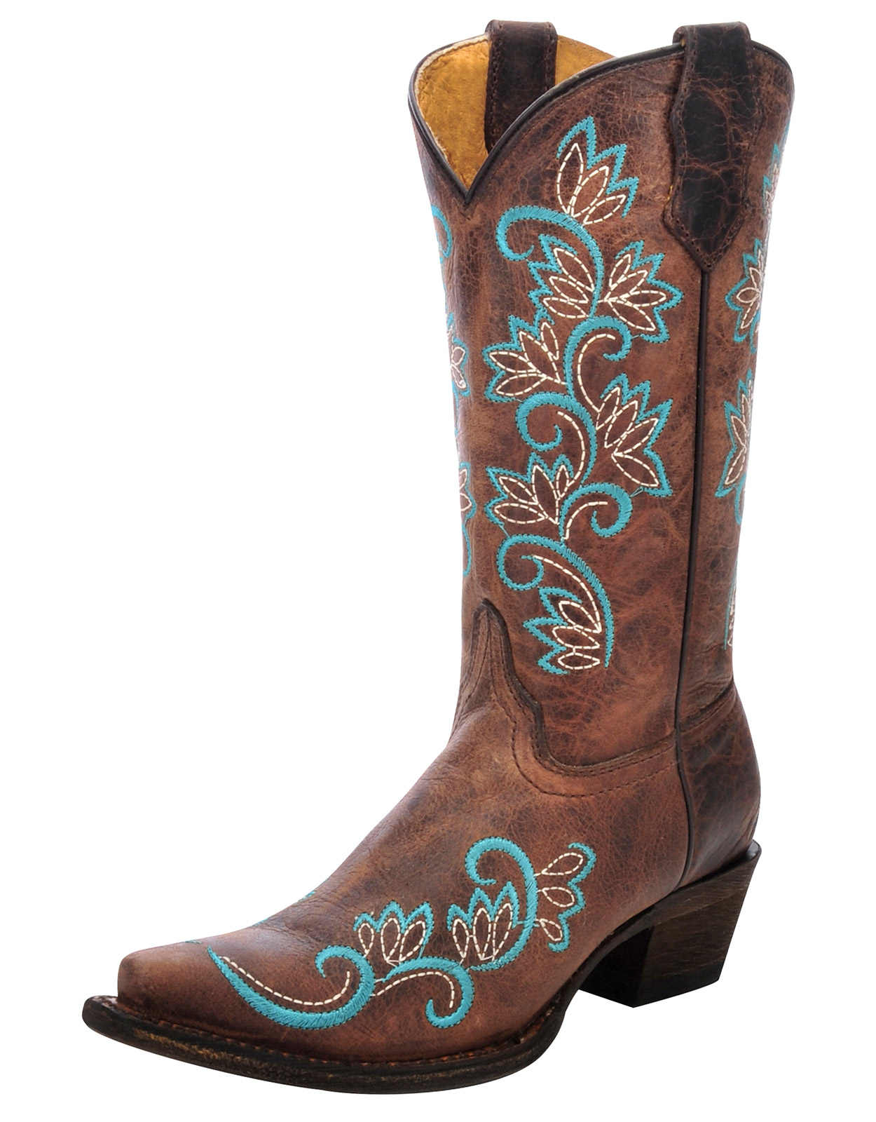 Corral Youth Turquoise & Studs 10