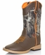 DBL Barrel Boy's Buckshot Mossy Oak® Camo Zip Boots - Toddler Sizes (4-8)