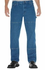 Dickies Double Knee Carpenter Jean - Stonewashed