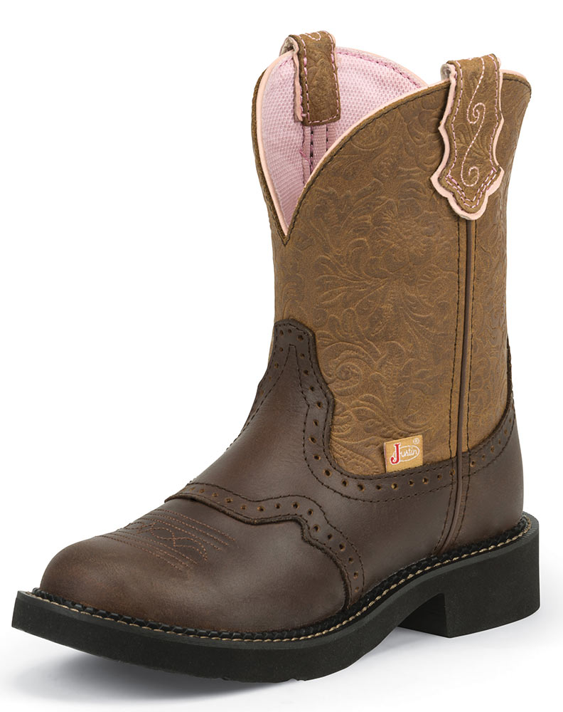 Model Justinu00ae Bent Railu00ae Ladiesu0026#39; Collection Boots - Fort Brands