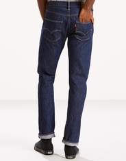 Levi's Men's 501 Original Fit Jeans - Made In USA - Rinse