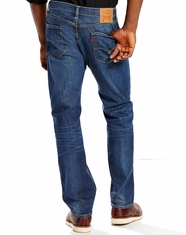 Levi's ® Men's 505 ® Strong Regular Fit Straight Leg Jeans - Brutus (Closeout)
