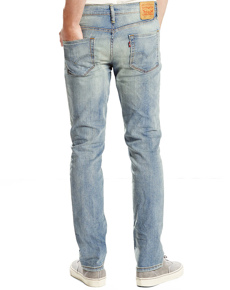 Levi's Men's 511 Slim Fit Jeans - Lake Merrit