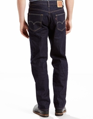 Levi's Men's 550 Relaxed Fit Jeans - Rinse Stretch