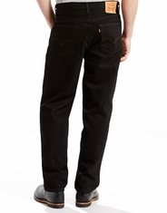 Levi's Men's 560 Relaxed Fit Jeans - Black