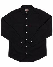 Levi's ® Men's Barry Classic Denim Shirt - Black