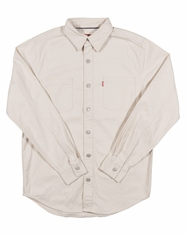 Levi's ® Men's Barry Classic Denim Shirt - Plaster