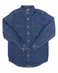 Levi's ® Men's Barry II Classic Denim Shirt - Stonewash or Bleach