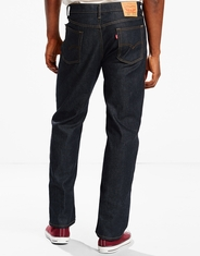 Levi's Men's 514 Straight Low Rise Regular Fit Straight Leg Jeans - Tumbled Rigid