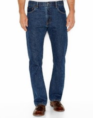 Levi's ® Men's 517 ® Boot Cut Jeans - Dark Stonewash (Closeout)