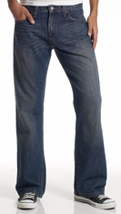 Levi's ® Men's 527 ™ Slim Boot Cut Jeans - Indie Blue (Closeout)