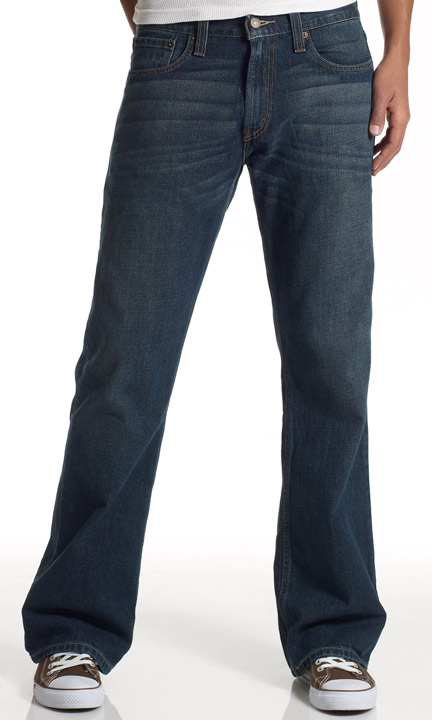 Levi's Men's 527 Slim Boot Cut Jeans - Overhaul