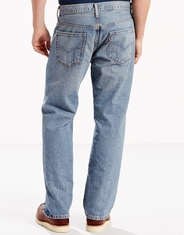 Levi's Men's 569 Loose Straight Low Rise Loose Fit Straight Leg Jeans - Jagger