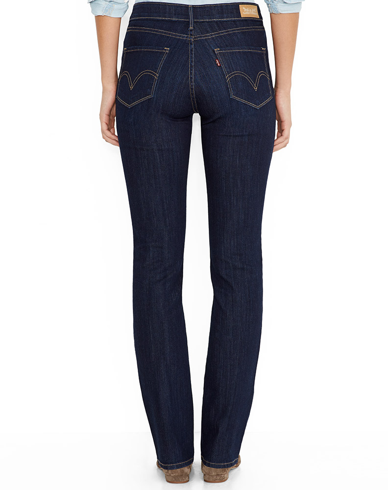 Levi's Women's 515 Boot Cut Jean - Blue Springs