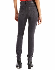 Levi's Women's 721 High Rise Skinny Jean - Grey Game