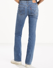 Levi's Women's Classic Bootcut Mid Rise Easy Fit Boot Cut Jeans - Monterey Drive