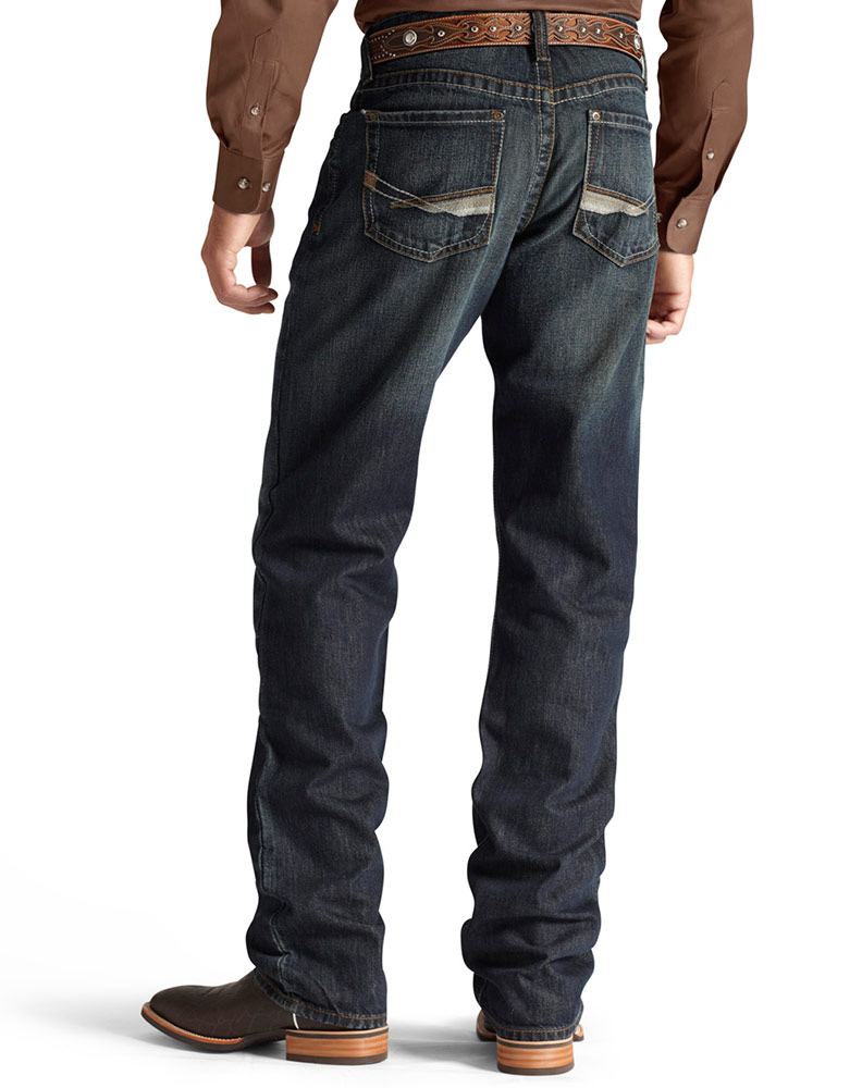 Men's Ariat M3 Loose Fit Straight Leg Jeans - Dusty Road