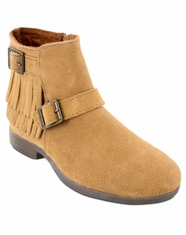 Minnetonka Women's Rancho Boots - Taupe (Closeout)