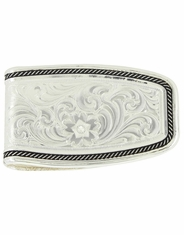Montana Silversmiths Roped Money Clip