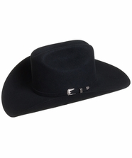 Resistol The Challenger 5X Felt Cowboy Hat - Black