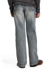 Rock & Roll Cowboy Boy's BB Gun Regular Fit Jeans - Medium Vintage (Closeout)