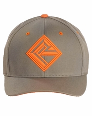 Rock & Roll Cowboy Men's Cap - Grey (Closeout)